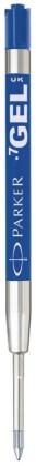 Гелевый стержень для шариковой ручки Parker (M) 0,7 мм (синий)