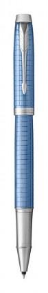 Ручка роллер Parker IM Premium Blue CT